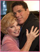 With Lou Ferrigno