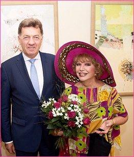 Ruta with Prime Minister Algirdas Butkeviciu