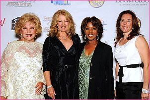 5th annual Broken Glass Awards with Mary Hart, Alfre Woodard and Lisa Houston