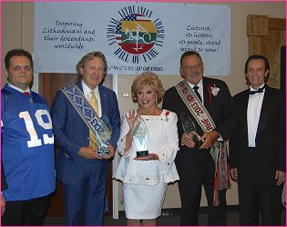 Ruta was inducted into The National Lithuanian American Hall of Fame