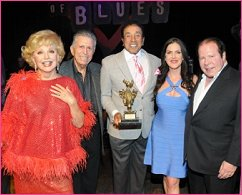 April 26th at the House of Blues - Ruta's beloved Thalians held their 56th Gala. They honored Smokey Robinson and the guests were treated to a fabulous evening of Rock and Roll while raising money for our Wounded Warriors and Operation Mend at UCLA