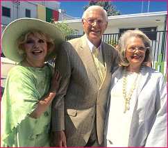 With Michael Antonowich and Ann Jillian
